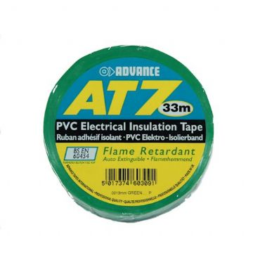 PVC Tape, 19mm - Green